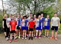 Friesdorfer Jugend  beim  KükenCup 2018!